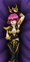 Commission: Haman Body Pillow by kojika