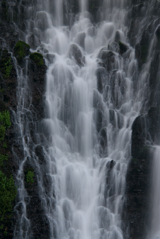 Section of Burney Falls by shagie