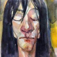 INSTAGRAM watercolor max by rogercruz