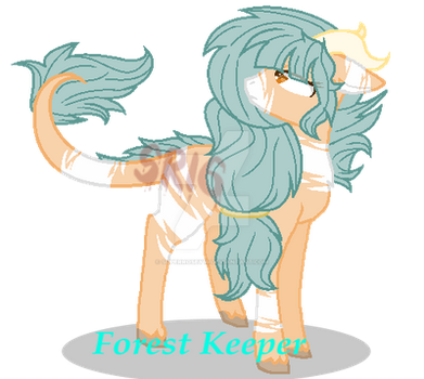 Forest Keeper by SuperRosey16