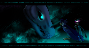 Bringers of Fear Gift Art by Gamma-Wings by Thagirion