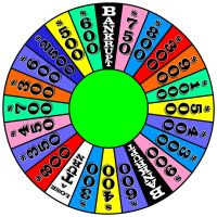 Michael's Wheel of Fortune by Gradyz033