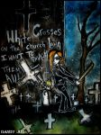 White Crosses by Dandy-Jon