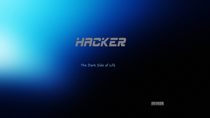 Blue Hacker by JagdTigerGER