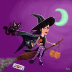 Happy Halloween! by Pudsybear