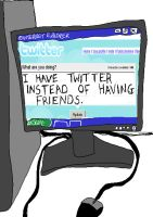 Twitter by Tick-Tock-BANG