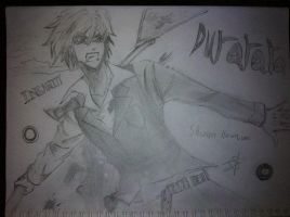 Shizuo by thiphobia