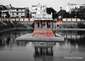 Parthsarathy Temple by yoge1993