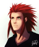Axel by cherlye
