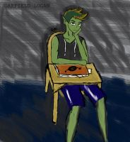 Beastboy by lesliemint