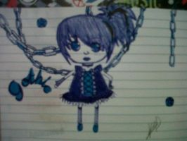 Little goth by Laetishaa
