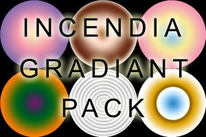 Incendia Gradient Pack 1 by cmptrwhz