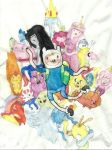 adventure time!!!! by ginnypotter8D