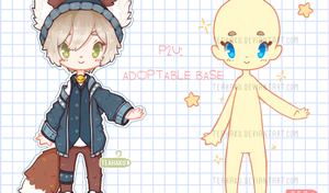 P2U: Adoptable Base #1 [50 pts] by Teahaku
