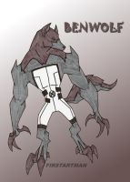 Benwolf by kjmarch