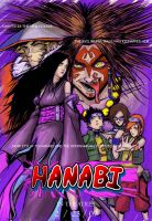 Hanabi Movie Poster by sykoeent