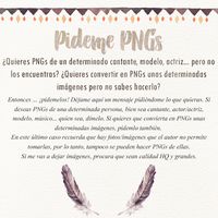 Pideme PNGs by cova20