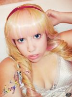 Cosplay Sheryl Nome (Pink MoonSoon Session) 3 by SaFHina