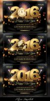 2016 Flyer Template by BriellDesign