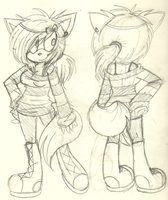 Alonia Ref Sketch by glamourzombiexxx