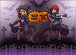 DotNW: Happy Halloween by Ariall