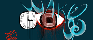 An Eye Is Upon You. by Crimson-Werecat