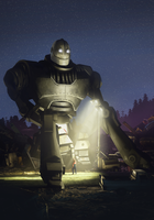 The Iron Giant by FrvrStallone