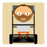 hannibal lector by striffle