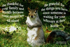 Be Thankful-Digital Inspirational Card by thecatalogcreator