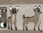 Banda 2014 Ref. Sheet by Fawnadeer