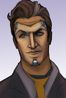 Handsome Jack here by Estic