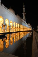 Sheikh Zayed mosque II by tarekjajeh