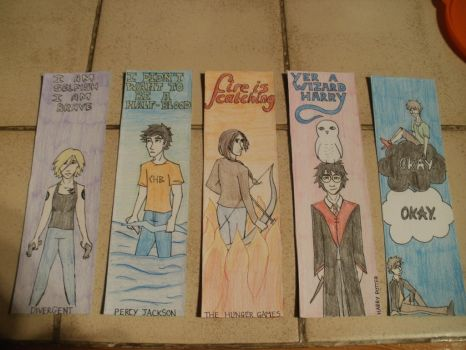 Fandom bookmarks by TheLilAlien