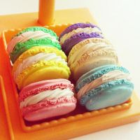 Macaron Clay Charms by janelleLOVESudon