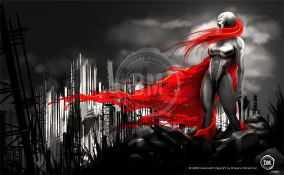 Spawn by GRAPHICSOUL