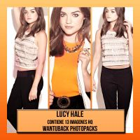 Photopack 291: Lucy Hale by PerfectPhotopacksHQ