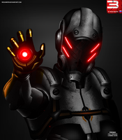Mass Effect 3 The Last Of Phantoms PROMO by RedLineR91