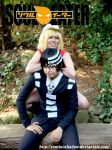Death the kid with pattie by ShadowFox-Cosplay