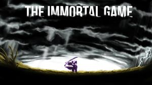 The Immortal Game - Desktop Background by DoomSp0rk
