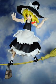 Marisa's Delivery Service by Miettechan