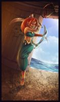 Gerudo Pirate by UNIesque
