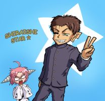 Shiraishi Star by ReallyAngry
