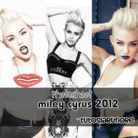 Photoshoot Miley cyrus 2012 by tutosLaruFiore