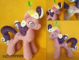 My Little Pony Screwball by valio99999