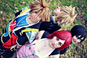 All of Us: Kingdom Hearts by Satsori