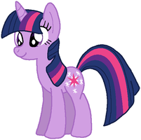 Twilight Sparkle by HeartinaThePony