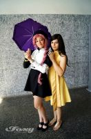 Reika and Quon CP 2011 by VariaK