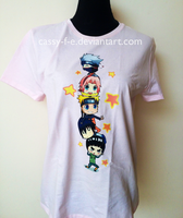 Super Rock-Lee Shirt by Cassy-F-E