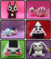 Ultimate Felt Craft Post (Part 2) ^^ by rarachan