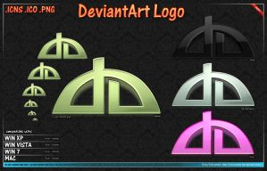 DeviantArt Logo by 3xhumed